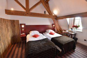 Photo de la chambre 204 Chambre 402 à l'Hôtel relais de la Côte-d'Or à Semur-en-Auxois Bourgogne